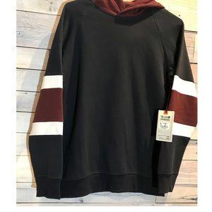 Alexander Julian Workwear Hoodie Sweatshirt
